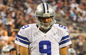 Tony Romo and the Dallas Cowboys lost in heart breaking fashion to the Green Bay Packers to end their season. Photo Courtesy: Darryl Briggs