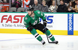 Tyler Seguin will be the lone Dallas Star for this year's All-Star game. Photo Courtesy: Dominic Ceraldi