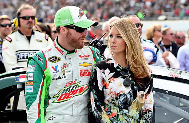 In addition to his better half, Dale Earnhardt Jr. will have Nation Wide on his side. Photo Courtesy: Dominic Ceraldi