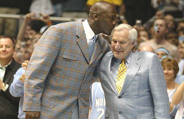 One of the great ones has left us. RIP Dean Smith Photo Courtesy: Zeke Smith
