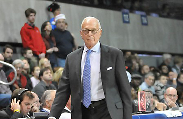 Larry Brown is often considered one of the greatest coaches in basketball history. Photo Courtesy: Bruce Chandler