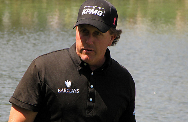 It looks like Lefty will return to San Antonio for the Valero Texas Open. Photo Courtesy: Ed McDonald