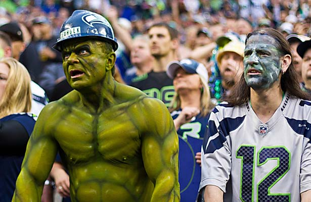 What will Seahawks fans do if an agreement isn't in place in 2016? Photo Courtesy: Philip Robertson