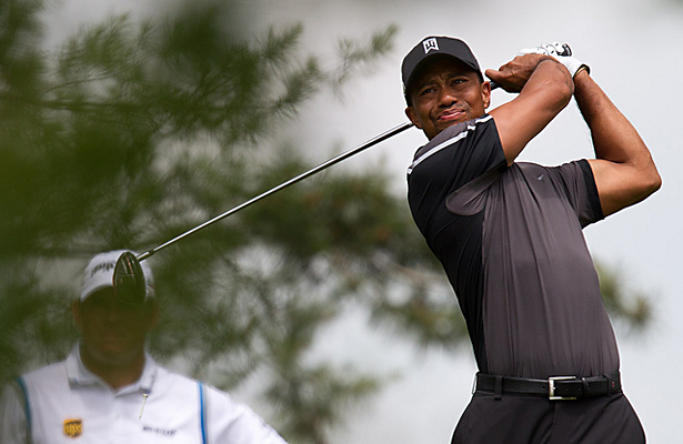 Tiger Woods is fighting father time currently, has he reached the twilight of his career? Photo Courtesy: Omar Rawlings