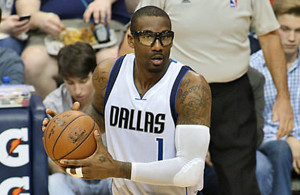 Amar'e Stoudemire might be new to the team, but he still want to win. Photo Courtesy: Dominic Ceraldi