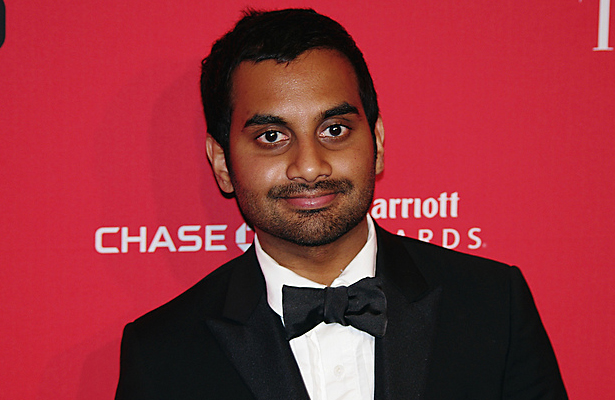 Aziz Ansari drops some knowledge bombs on you. Photo Courtesy: David Shankbone