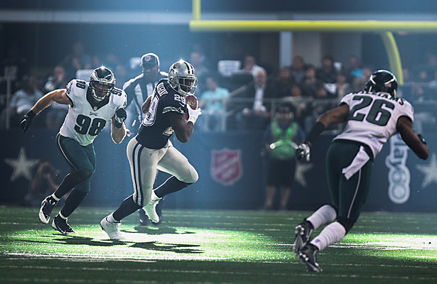 If the Dallas Cowboys can re-sign DeMarco Murray it could be the icing on the cake. Photo Courtesy: Darryl Briggs
