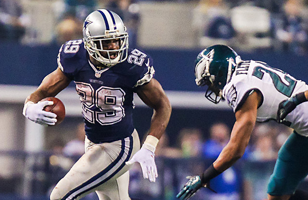 When DeMarco Murray returns to Dallas with the Philadelphia Eagles, will you cheer or boo him? Photo Courtesy: Darryl Briggs