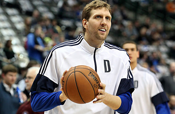 The Big German has surpassed 10,000 total rebounds in his 17-year career. Photo Courtesy: Dominic Ceraldi