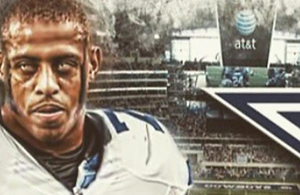 How much will Greg Hardy help the Cowboys defense? Photo Courtesy: Twitter/@OverlordKraken
