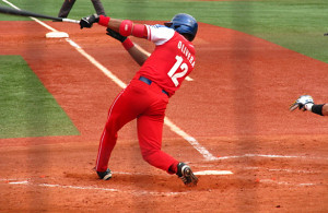 Will Hector Olivera become another homegrown superstar for the Dodgers? Photo Courtesy: boomer-44