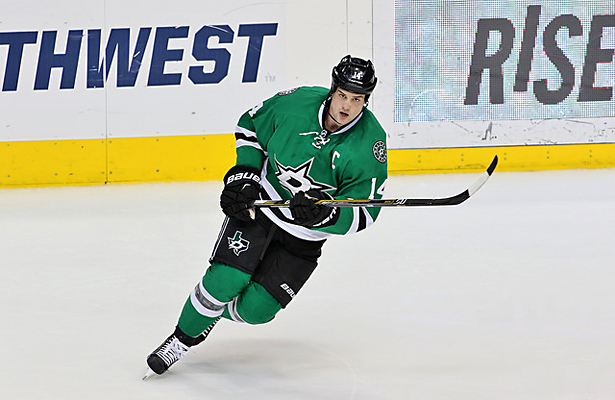 Dallas Stars Captain Jamie Benn scored his 200th goal last week. Photo Courtesy: Dominic Ceraldi