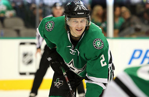 Players like Jyrki Jokipakka (pictured) and Patrick Nemeth give the Stars defense some size and stability. Photo Courtesy: Dominic Ceraldi