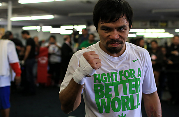 Will there be a St. Manny's Day on May 2 moving forward? Photo Courtesy: Oliver Petalver / TheDailySportsHerald