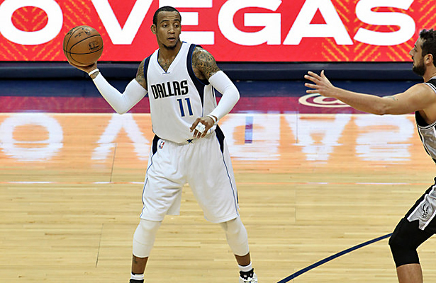 Monta Ellis hasn't been himself recently. Photo Courtesy: Dominic Ceraldi