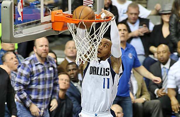 The Dallas Mavericks will need Monta Ellis' hot hand as they head towards the playoffs. Photo Courtesy: Dominic Ceraldi