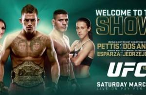 UFC 185 #2