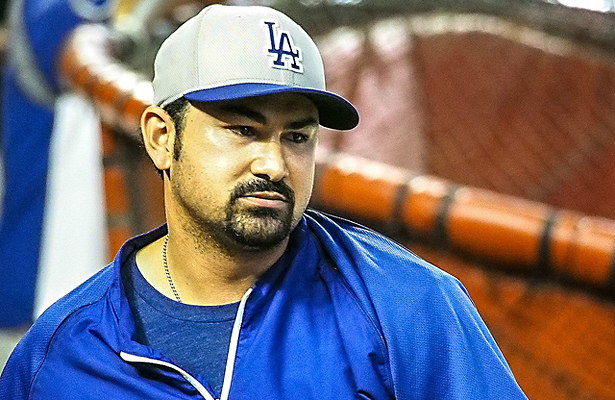 Adrian Gonzales and the Los Angeles Dodgers plan on another division title. Photo Courtesy: Bob James