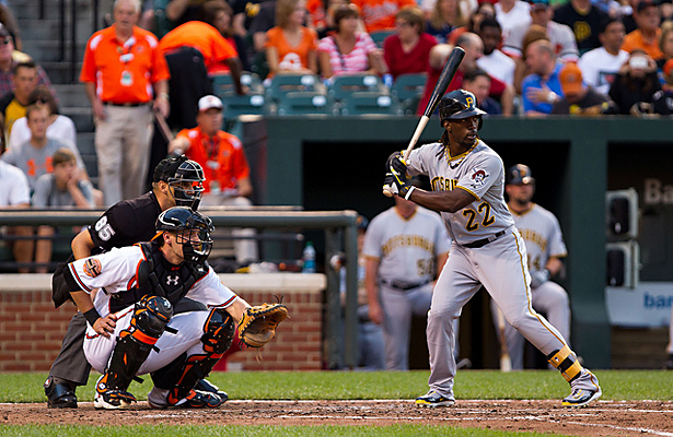 Can Andrew McCutchen and the Pirates claim their first ever NL Central title this season? Photo Courtesy: Keith Allison