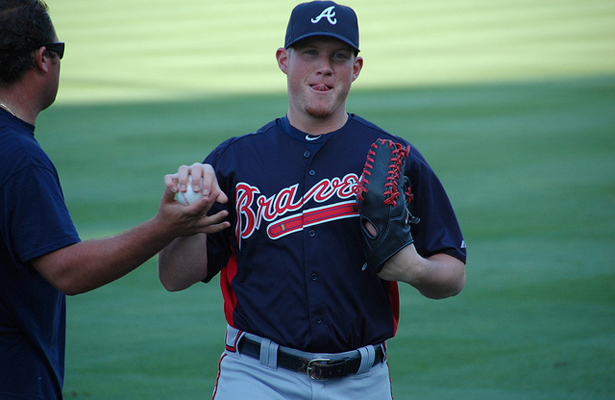 How much has the San Diego Padres stock risen with the acquisition of Craig Kimbrel? Photo Courtesy: LW Yang