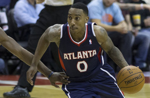 """How far will the Atlanta Hawks """"space and pace offense take them? Photo Courtesy: Keith Allison"""