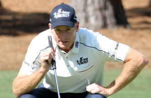It's been nearly five years since Jim Furyk's last tournament win. Photo Courtesy: Keith Allison