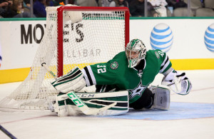 Will Kari Lehtonen main the pipes to open the series against the Wild? Photo Courtesy: Dominic Ceraldi