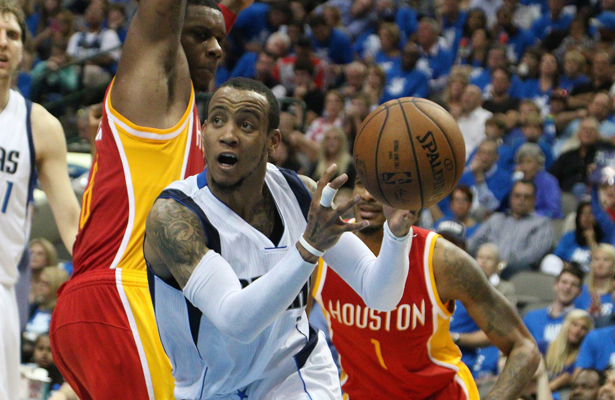 Monta Ellis and the Dallas Mavericks have to play perfectly to avoid going home. Photo Courtesy: Michael Kolch