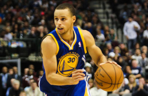 Stephen Curry plans to make more than a splash in the playoffs this season. Photo Courtesy: Darryl Briggs