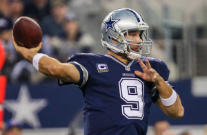Cowboys fans can expect to see Tony Romo under center for the next two seasons. Photo Courtesy: Darryl Briggs