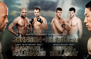 Longtime UFC fans cannot wait to see how Rampage Jackson does in the octagon.