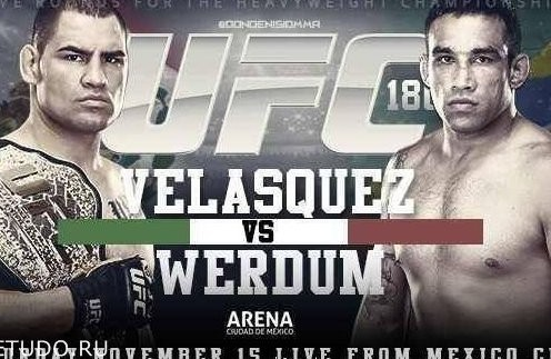 Cain Velasquez and Fabricio Werdum fight in November in what will be one of the biggest heavyweight fights in recent UFC memory  Courtesy: Makrus MMA
