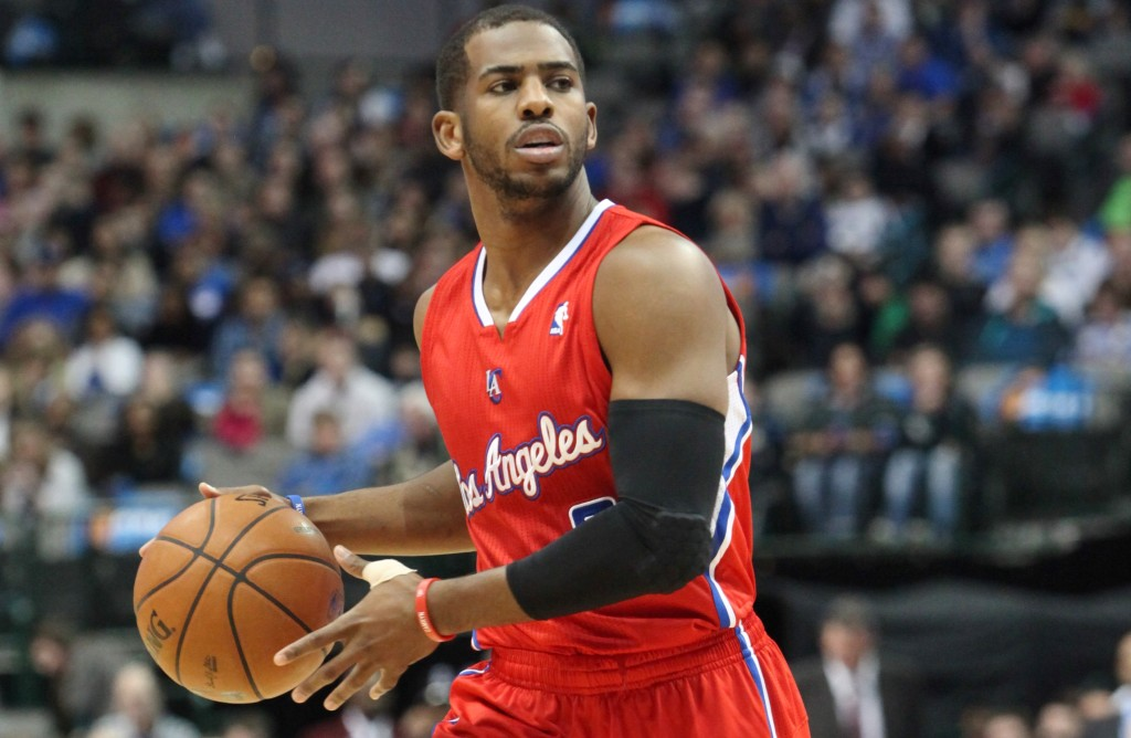 What will happen to Chris Paul and the Clippers do now after their Playoff collapse. Courtesy: Dominic Ceraldi
