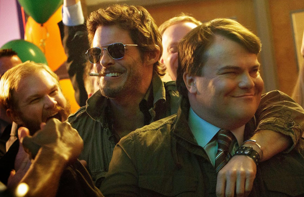 The D Train much like Jack Black has many twists and surprises. Photo Courtesy: IFC Films