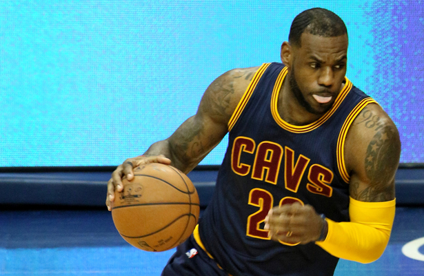 By playing good fundamental defense, LeBron James might not always be stopped, but can be slowed down. Photo Courtesy: Blitz Weekly