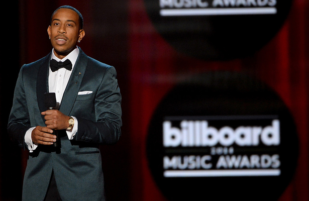 Ludacris will again be the man of the hour at this year's Billboard Music Awards show. Photo Courtesy:  Ethan Miller/Getty Images via ABC