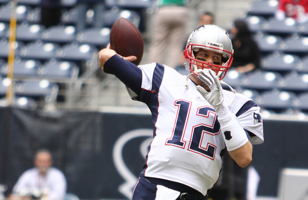 "Tom Brady and the New England were handed down a pretty severe punishment by the NFL as a result of ""Deflategate"". Photo Courtesy: Rick Leal"