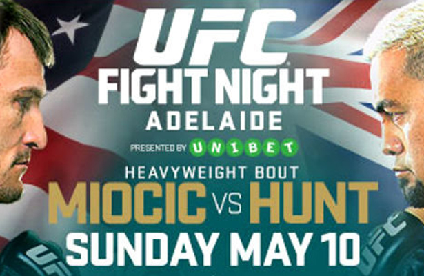 As Miocic and Hunt get after it there will be punches throw and takedown attempts galore.