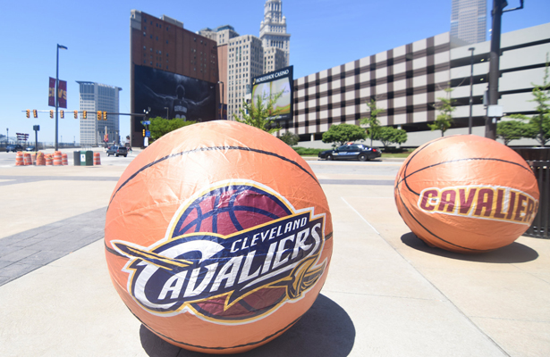 Cleveland will have the attention of NBA fans on Tuesday night for Game 6. Photo Courtesy: Erik Drost
