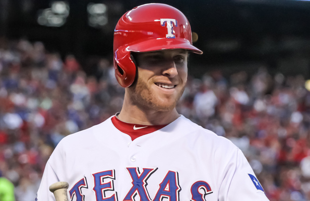 Josh Hamilton had an excellent first series at home making the Rangers top brass and fans very happy. Photo Courtesy: Darryl Briggs