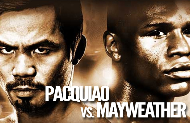 Both Manny Pacquiao and Flyd Mayweather Jr. will cash in big time on their fight. Photo Courtesy: YouTube