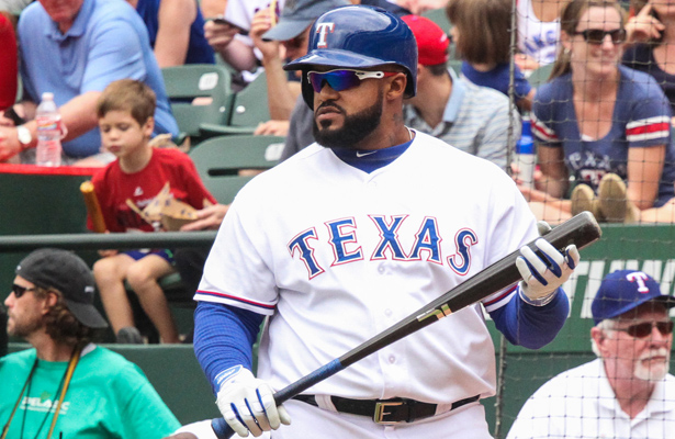 Prince Fielder has the Rangers offense heading in the right direction. Photo Courtesy: Darryl Briggs