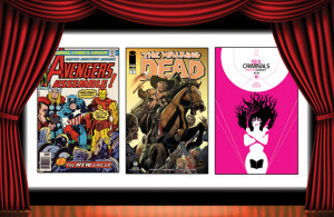 Comic books are providing new material for the small screen and the silver screen for the foreseeable future.