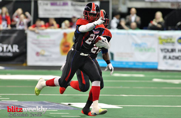 The Texas Revolution are only two wins away from their first title. Photo Courtesy: Dominic Ceraldi