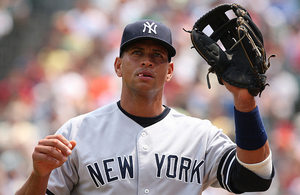Alex Rodriguez in theory could be a Comeback Player of the Year candidate if MLB had any love for him. Photo Courtesy: Keith Allison