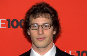 Andy Samberg drops some knowledge bombs on you. Photo Courtesy: David Shankbone