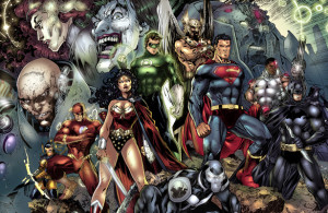 The DC universe is playing catch up with Marvel. Photo Courtesy: Gwendlg