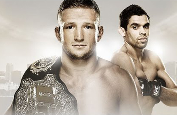 The third time is the charm for the Dillashaw vs Barao rematch.