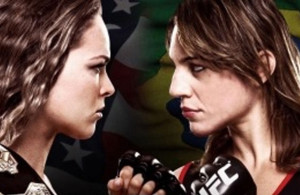 Ronda Rousey is undefeated and looks to defend her title against Bethe Correia in Brazil.