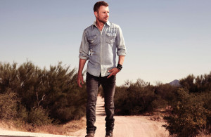 Be sure to check out Dierks Bentley this Saturday at Gexa Energy Pavilion. Photo Courtesy: Nino Munoz